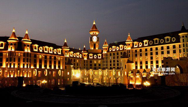 银润锦江城堡酒店