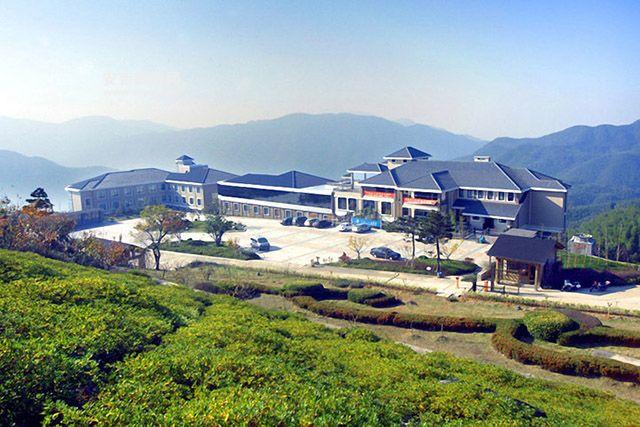 江南天池度假村