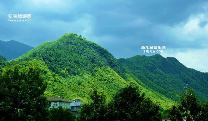 安吉长潭村农家乐