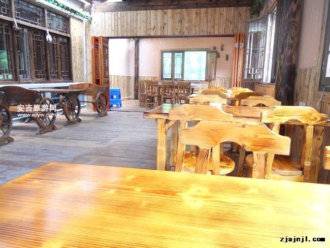 农家乐餐厅