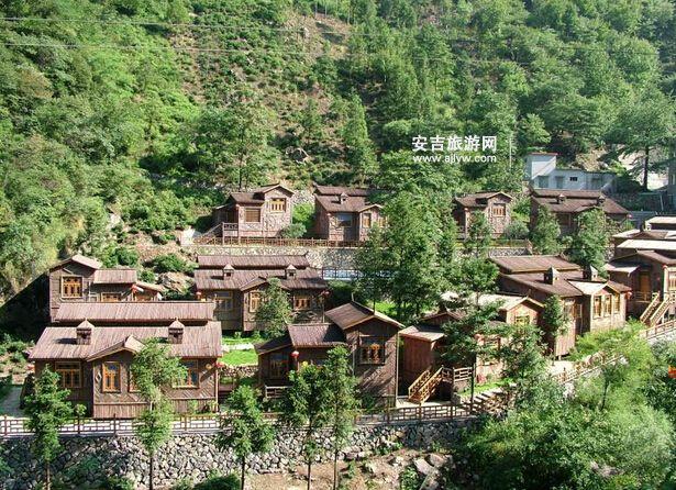 安吉九龙峡景区