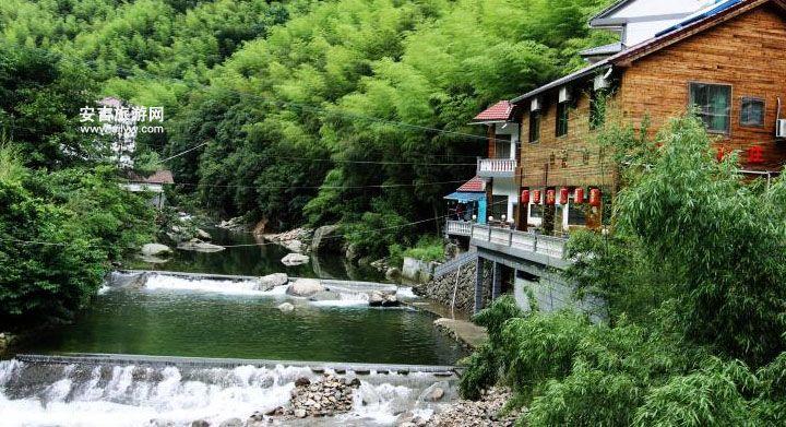 报福石岭村