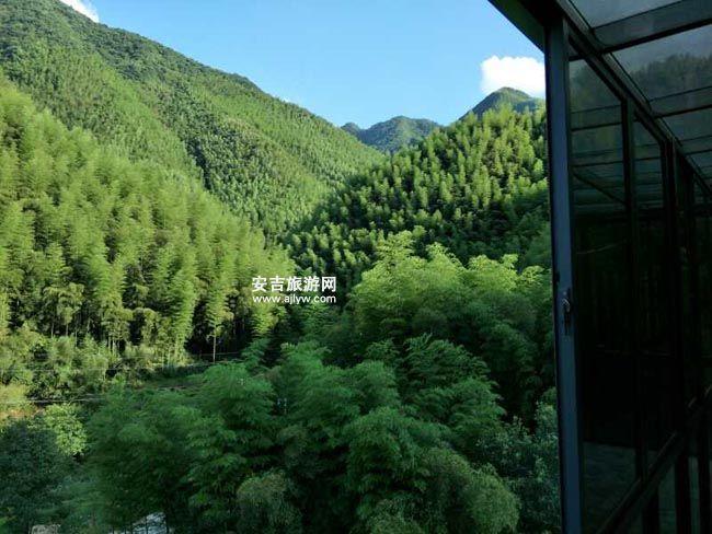 章村农家乐附近景色