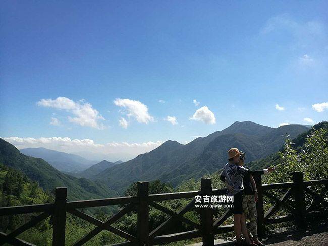 山川农家乐风景
