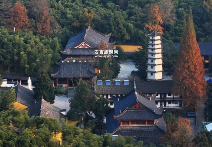 灵峰山景区