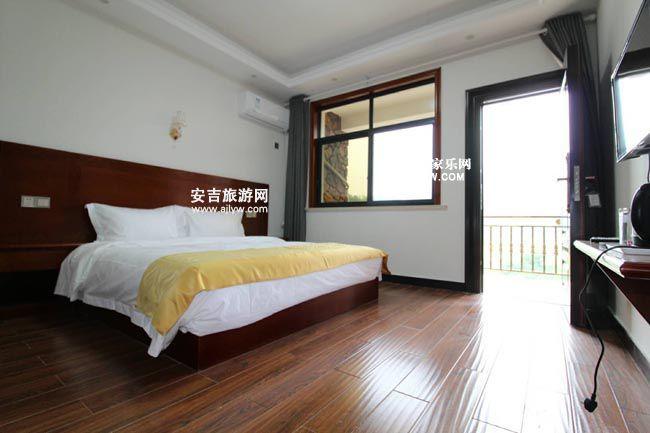 安吉章村农家乐房间