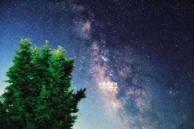可以看到的星河